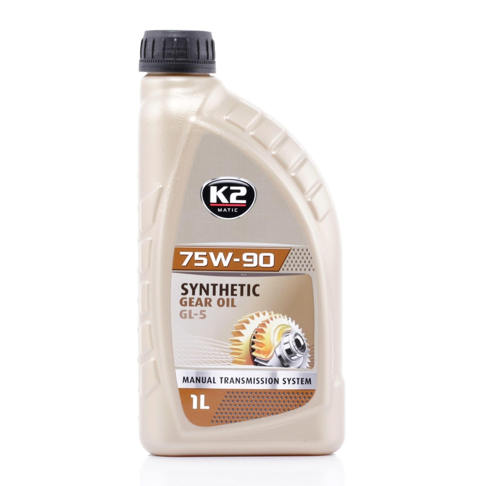 Greičių dėžės alyva O5561S su puikiu K2 kainos/kokybės santykiu
