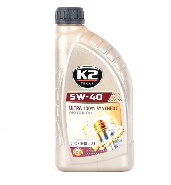 Qualitäts Öl von K2 5906534042118 5W-40, 1l, Synthetiköl