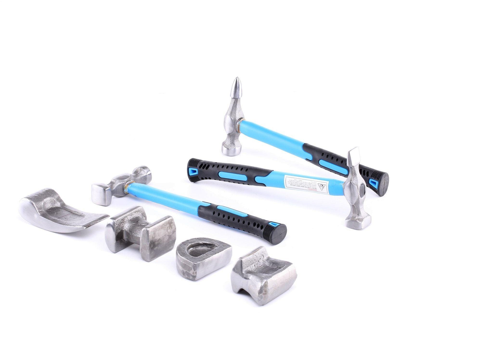 NE00352 ENERGY Anzahl Werkzeuge: 7 Ausbeulhammer-Satz NE00352 günstig kaufen