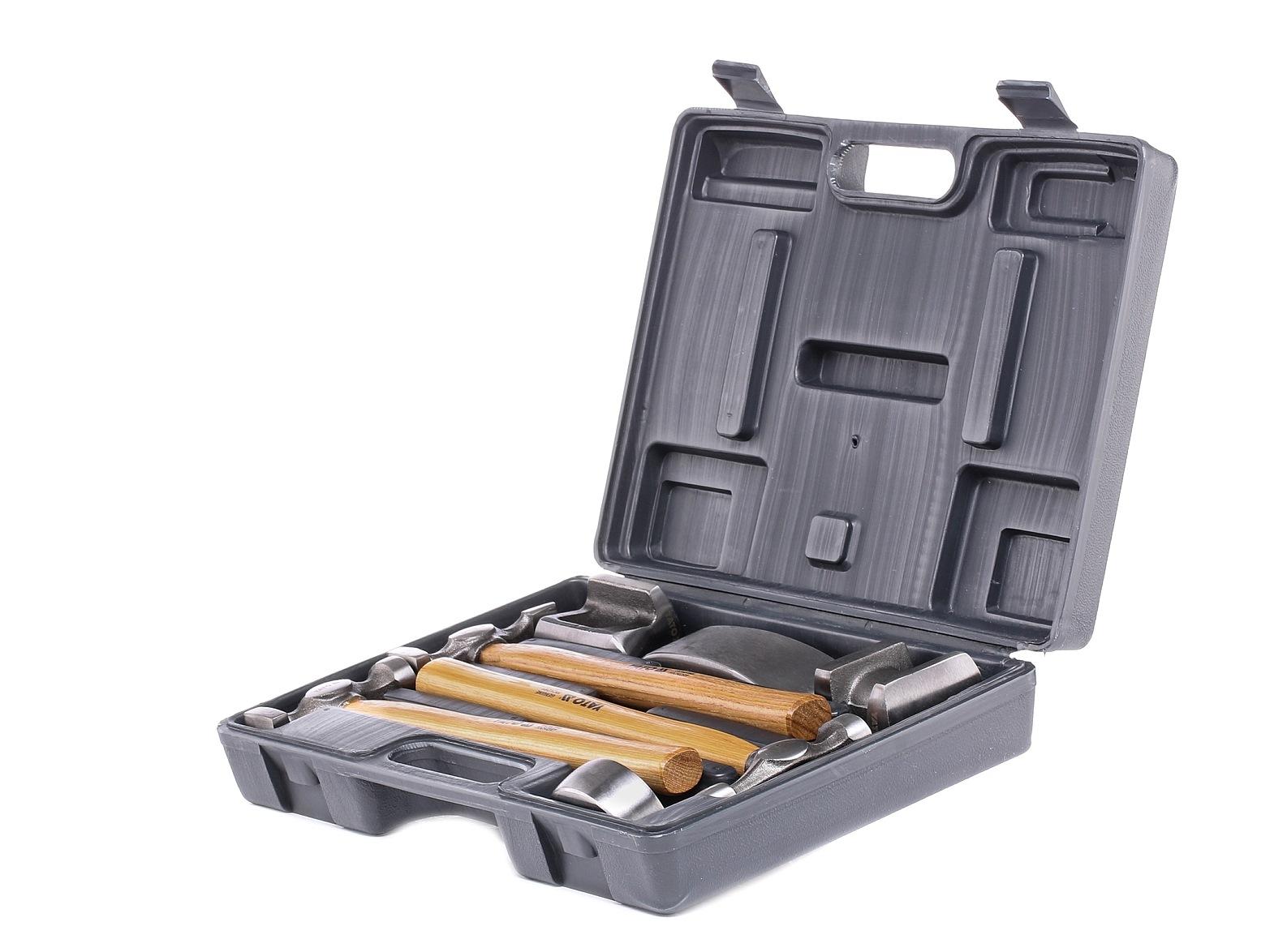 YT-4590 YATO Anzahl Werkzeuge: 7 Ausbeulhammer-Satz YT-4590 günstig kaufen