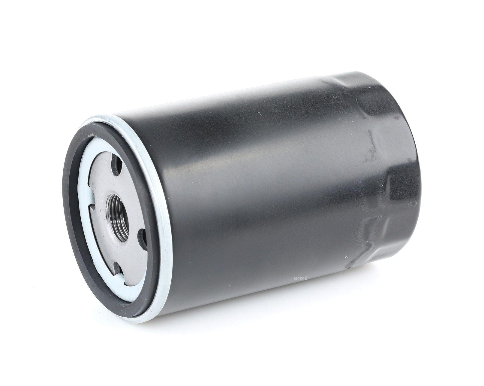 Filtre à huile 7O0100 RIDEX — seulement des pièces neuves