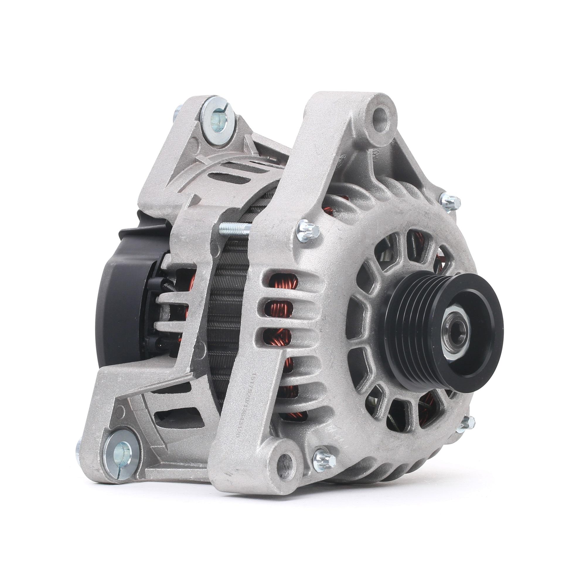 RIDEX: Original Lichtmaschine 4G0236 (Rippenanzahl: 6)