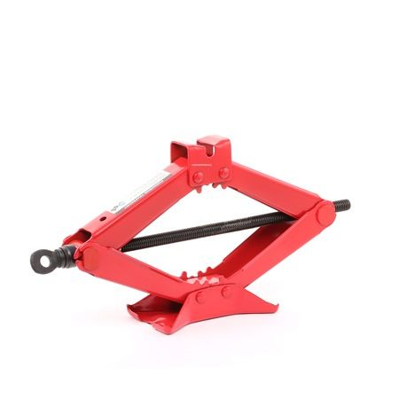 61708 Car jacks 1.5t, Mechanical, Passenger cars, Scissor jack from CARCOMMERCE at low prices - buy now!