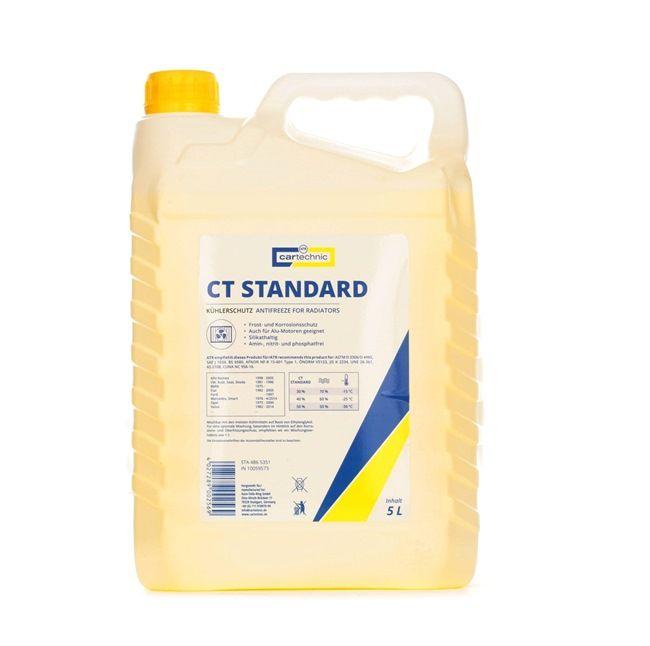 CARTECHNIC Frostschutz gelb, Inhalt: 5l 4027289002569