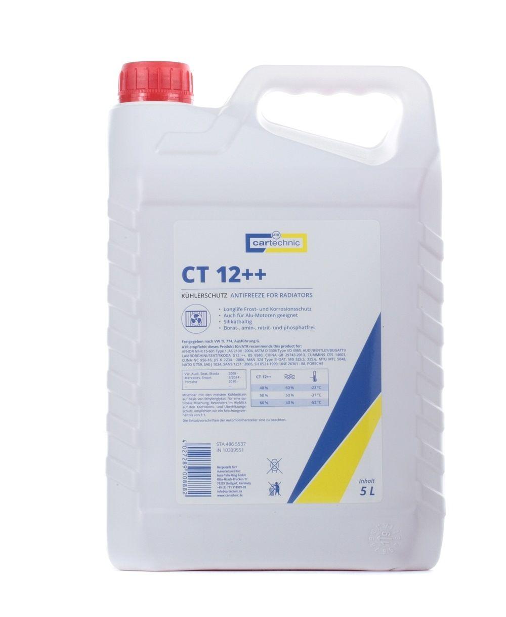 Kühlerfrostschutzmittel CARTECHNIC 40 27289 00888 2
