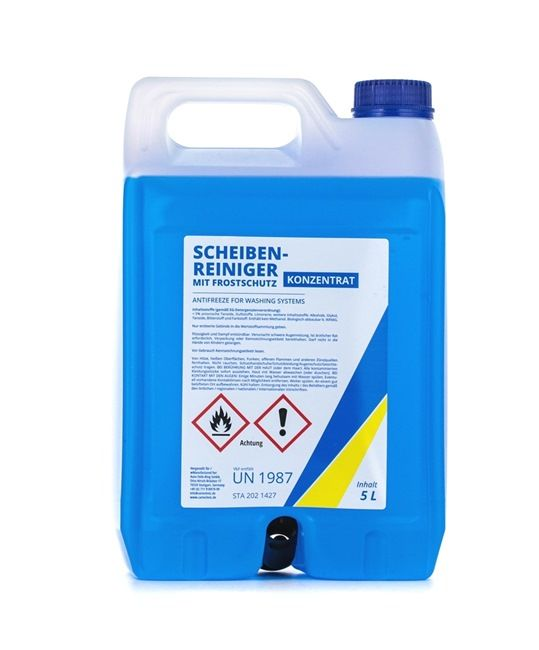 Течност за чистачки концентрат 40 27289 00021 3 с добро CARTECHNIC съотношение цена-качество