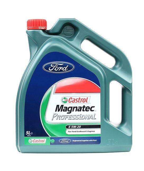 5W20 Motorenöl - 4008177075162 von CASTROL im Online-Shop billig bestellen