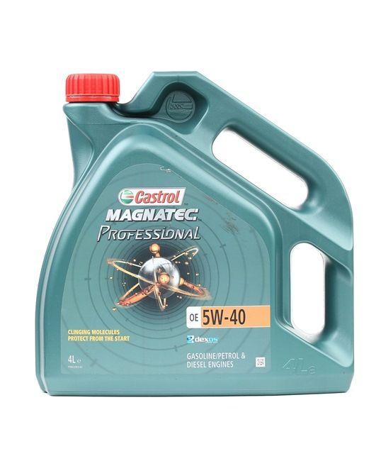 Qualitäts Öl von CASTROL 4008177073366 5W-40, 4l