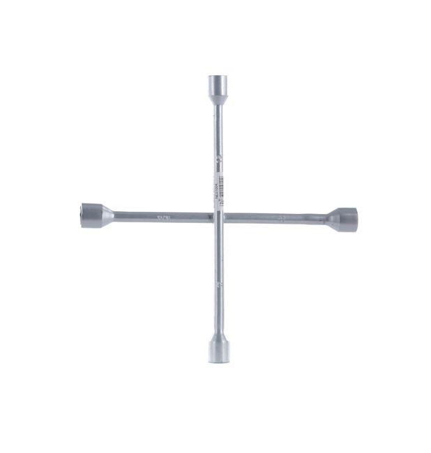 NE01004 Fälgkors Krom-vanadium-stål, N.vidd: 17, 19, 22, 13/16 från ENERGY till låga priser – köp nu!