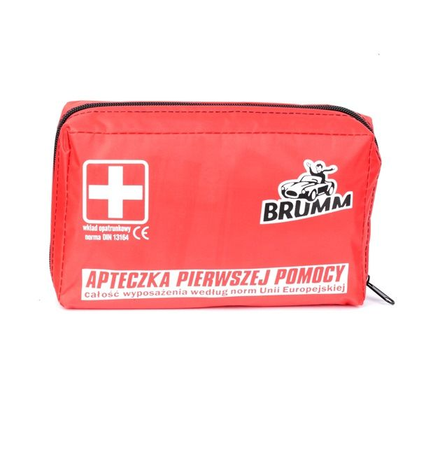 ACBRAD001 Førstehjælpstaske Das Set beinhaltet: Førstehjælpssæt til bilen fra BRUMM til lave priser - køb nu!