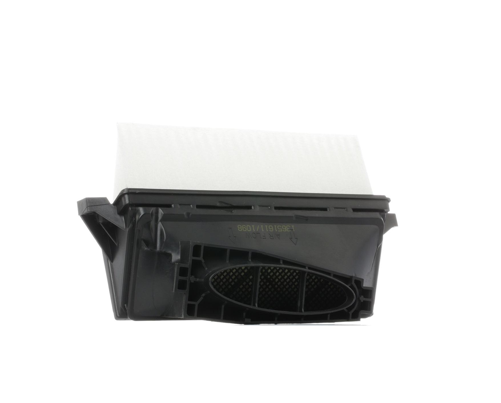 Filtro dell'aria 8A0768 con un ottimo rapporto RIDEX qualità/prezzo