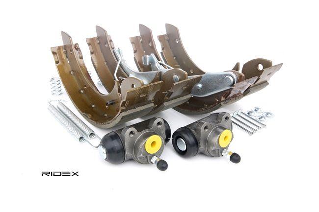 compre RIDEX Jogo de travões, travões de tambor 3859B0005 a qualquer hora
