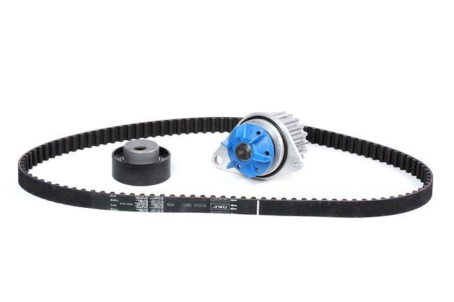 Bomba de agua + kit correa distribución VKMC 03110-1 SKF Pago seguro — Solo piezas de recambio nuevas