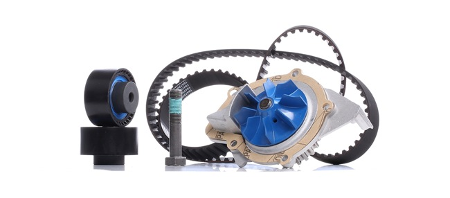SKF Water Pump & Timing Belt Set VKMC 03264