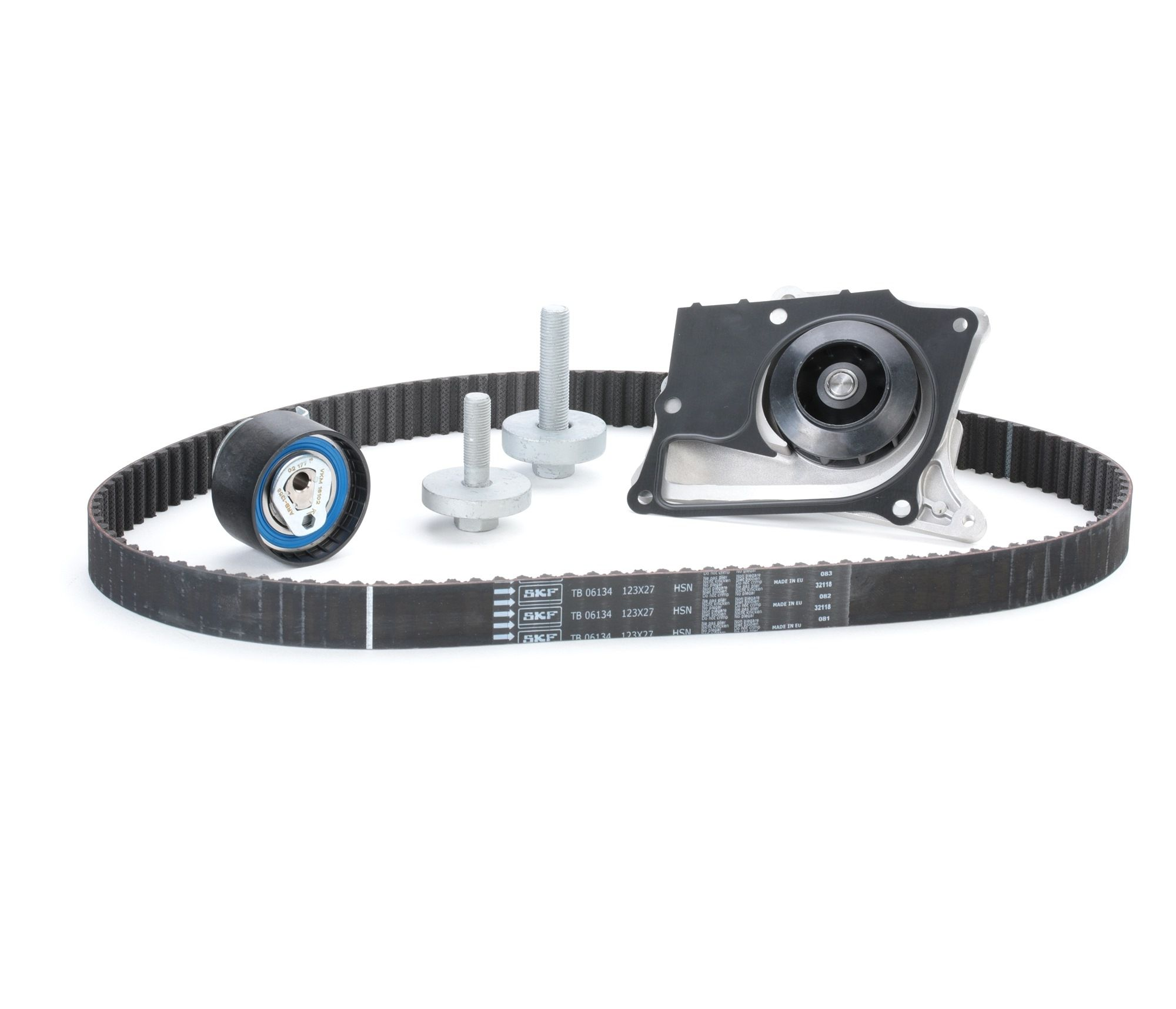 Buy original Belts, chains, rollers SKF VKMC 06134-3