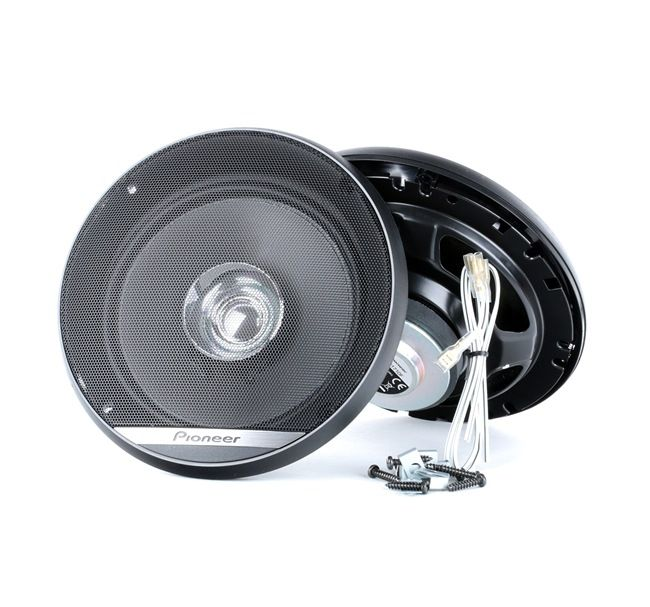 TS-G1710F Car speakers Ø: 165mm, 6.5Inch, Power: 280W from PIONEER at low prices - buy now!