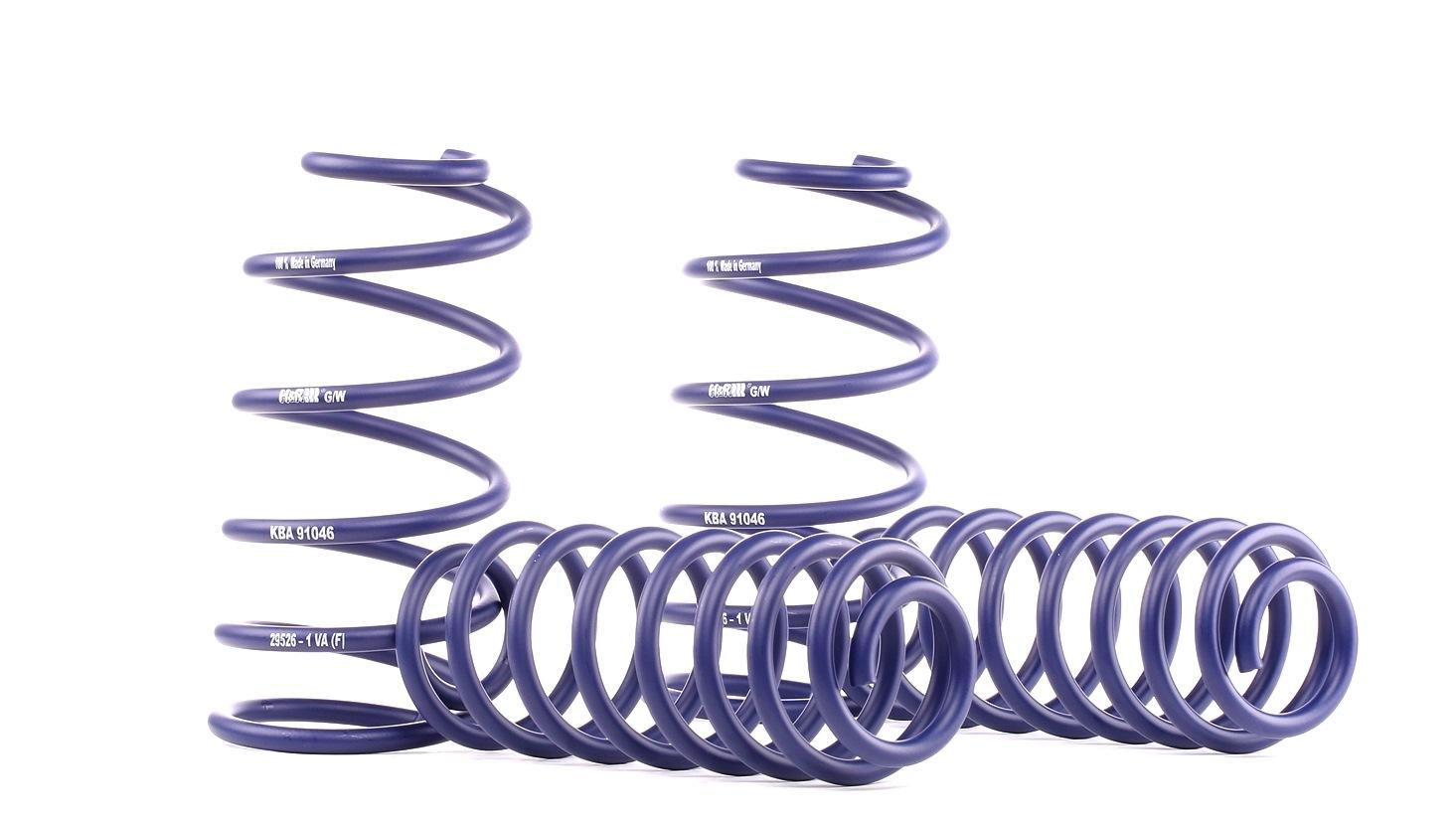 Origine Jeu de suspensions ressorts H&R 29526-1 ()