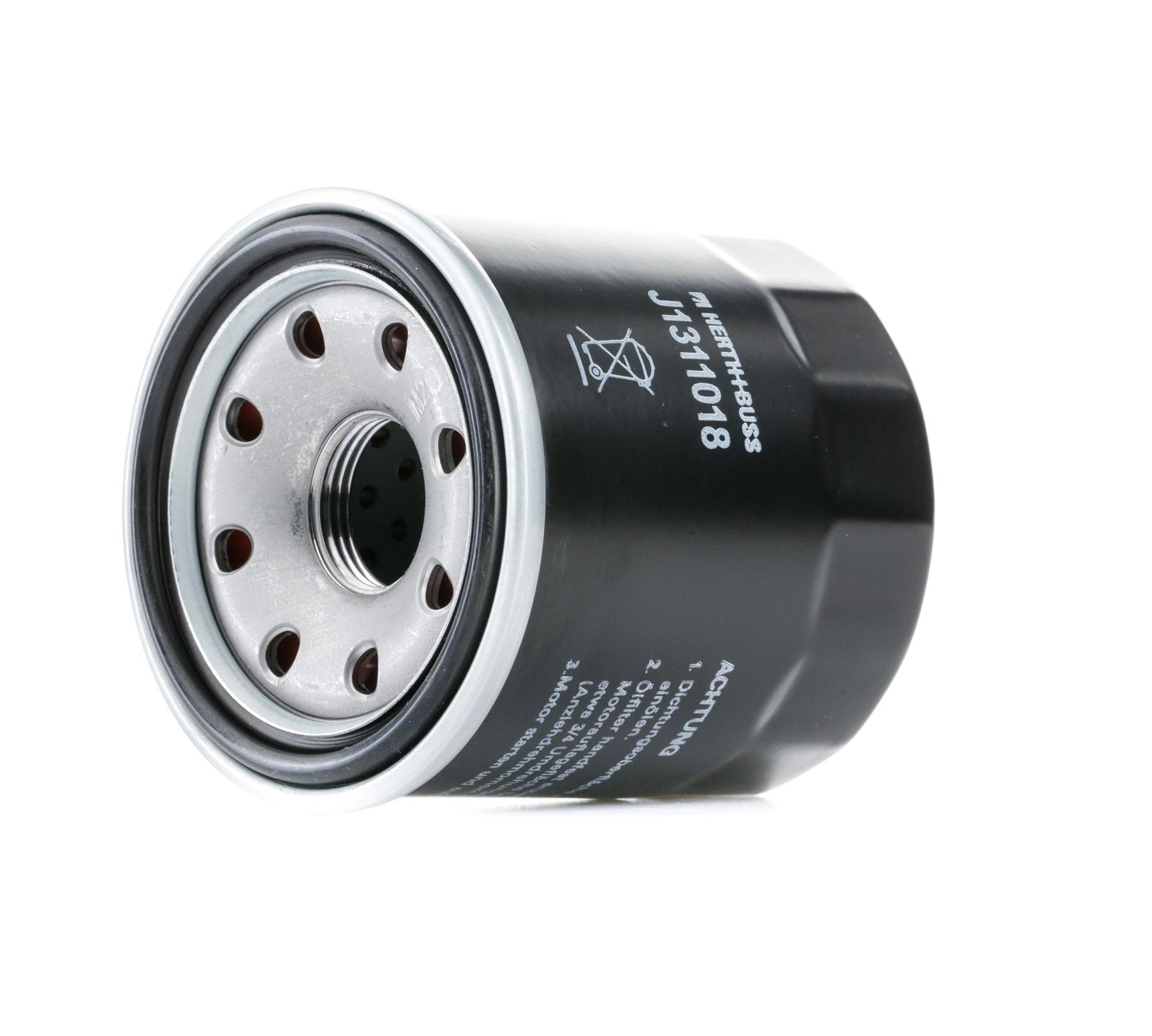 INFINITI EX 2017 Motorölfilter - Original HERTH+BUSS JAKOPARTS J1311018 Ø: 66mm, Länge: 70mm, Länge: 70mm
