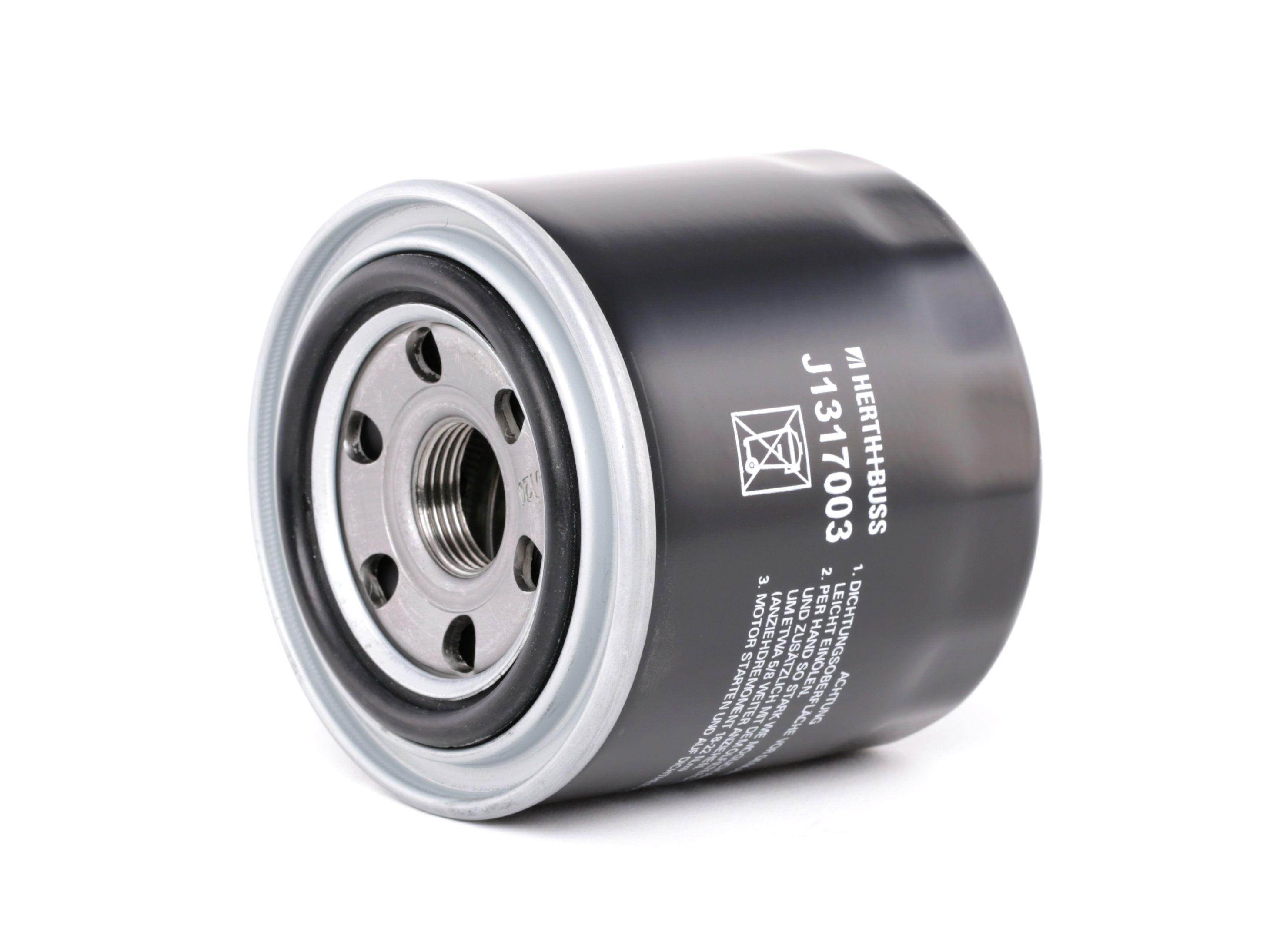 J1317003 HERTH+BUSS JAKOPARTS Anschraubfilter Ø: 80mm, Länge: 78mm, Länge: 78mm Ölfilter J1317003 günstig kaufen