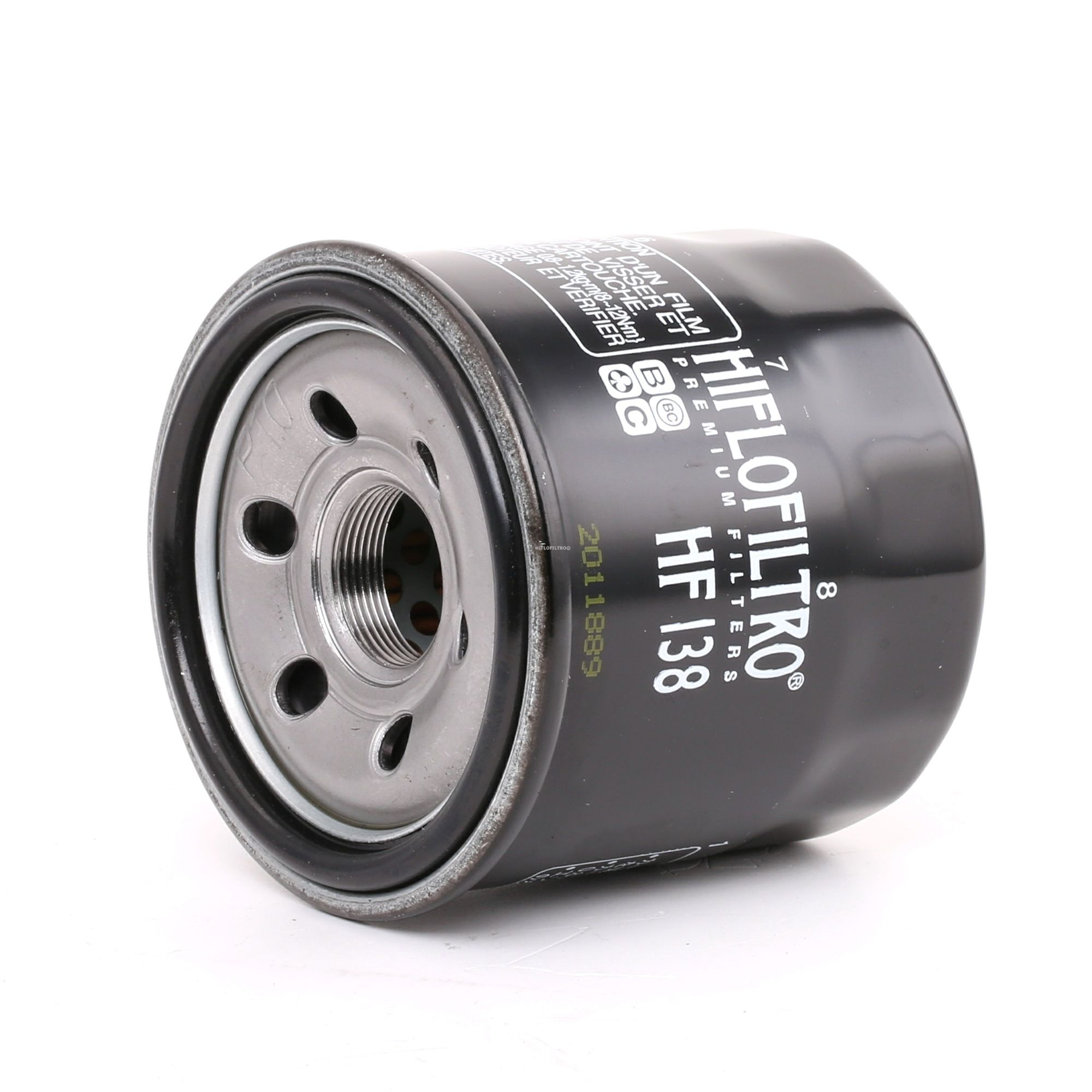 Oil Filter HF138 at a discount — buy now!