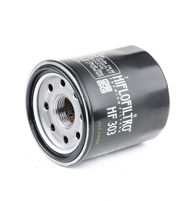 HifloFiltro Eļļas filtrs Uzskrūvējams filtrs HF303