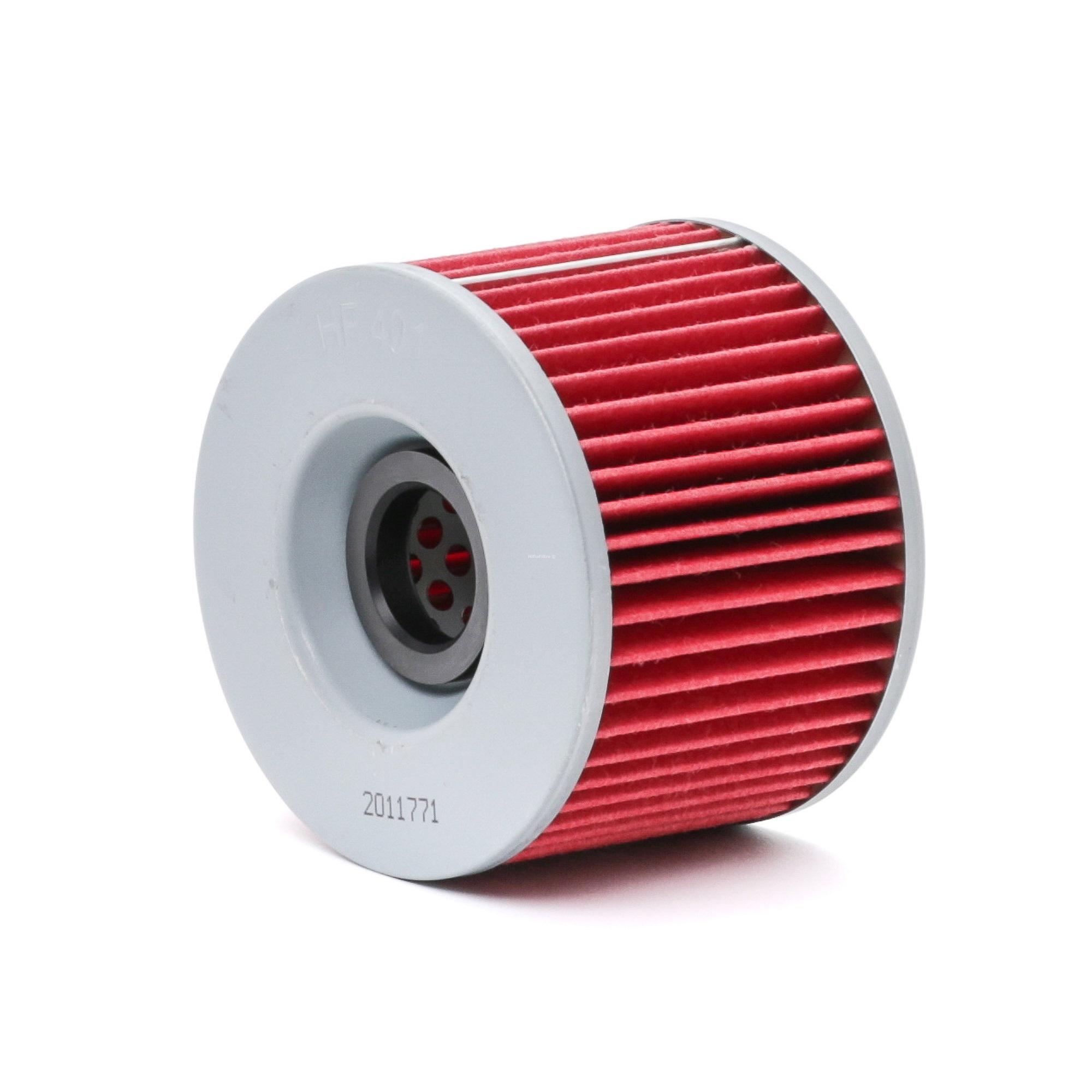 Alyvos filtras HF401 HifloFiltro — tik naujos dalys