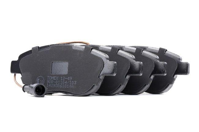 Bremsbelagsatz, Scheibenbremse TX 12-49 — aktuelle Top OE 77 364 875 Ersatzteile-Angebote