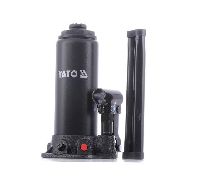 YATO YT-17003 Wagenheber 8t, hydraulisch, SUV, Stempelwagenheber niedrige Preise - Jetzt kaufen!