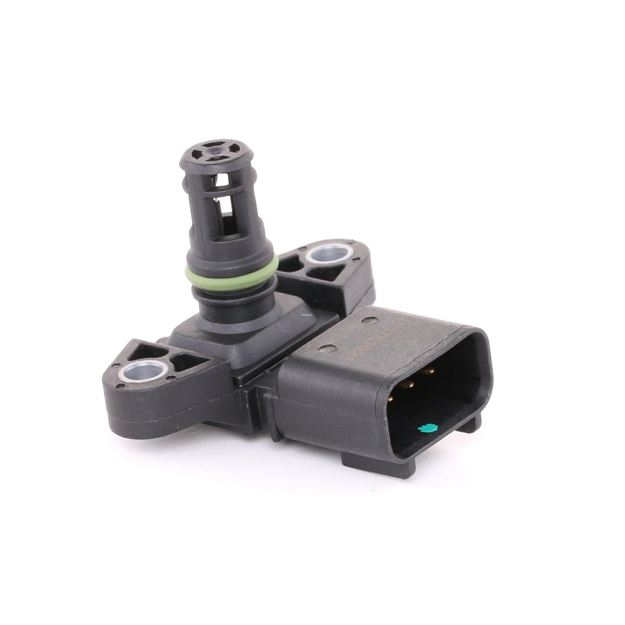 Original NISSAN Sensor, Saugrohrdruck SKSI-0840028
