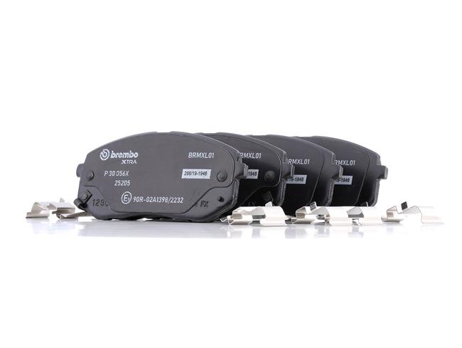 Bremsbelagsatz, Scheibenbremse P 30 056X — aktuelle Top OE 58101A2A35 Ersatzteile-Angebote