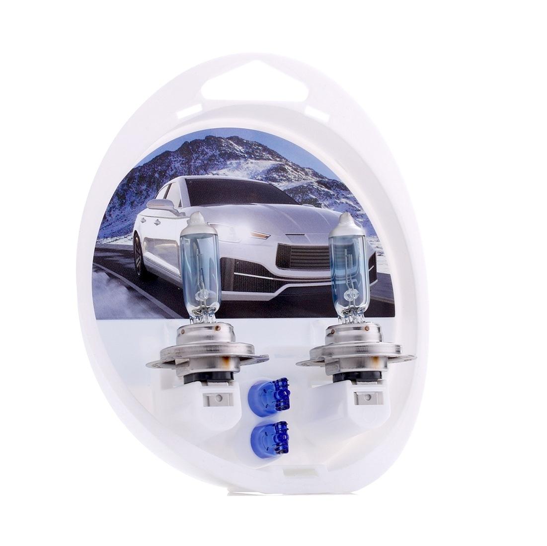H7 PHILIPS 55W, 12V, H7 Glühlampe, Fernscheinwerfer 12972WVUSM günstig kaufen