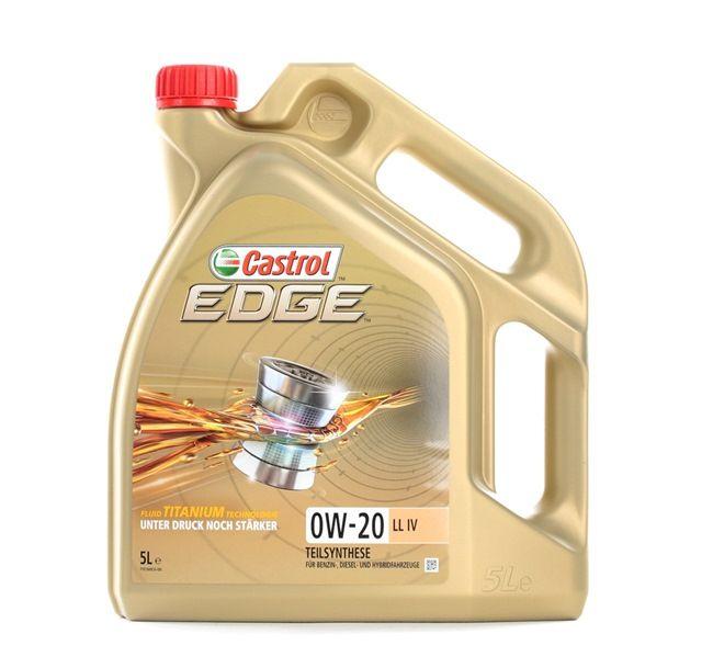 0W-20 Motoröl - 4008177141492 von CASTROL im Online-Shop billig bestellen