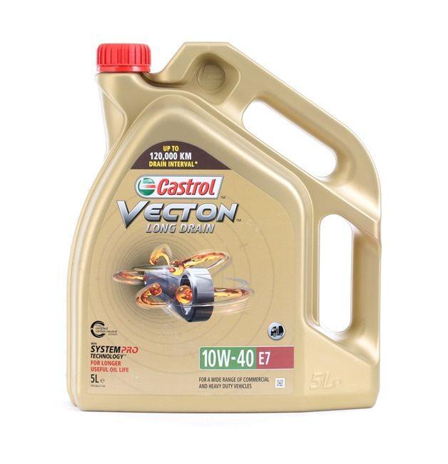 economico 10W 40 Olio auto - 4008177082627 di CASTROL comprare online