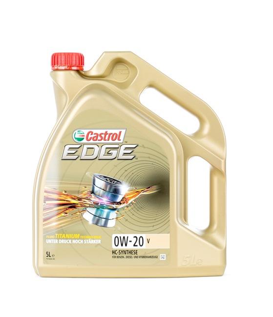 bon marché 0W-20 Huile moteur - 4008177144318 de CASTROL acheter en ligne