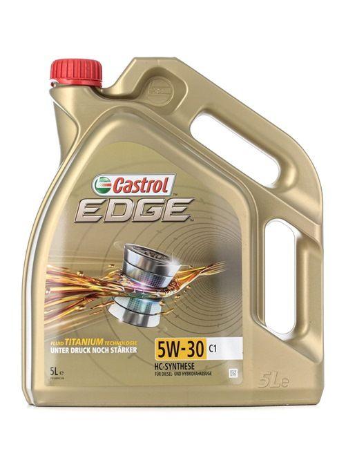 economico 5W 30 Olio per auto - 4008177144783 di CASTROL comprare online