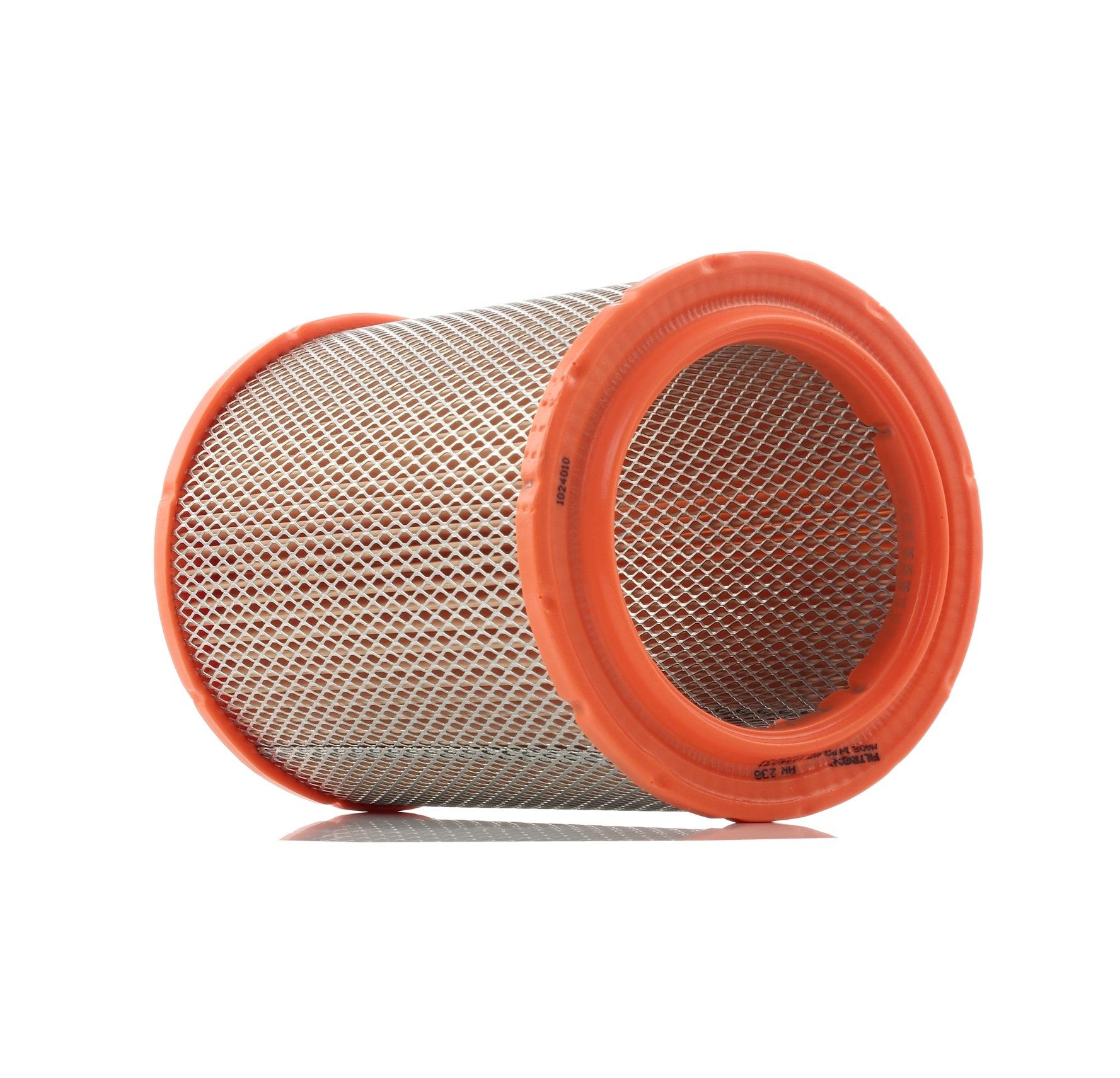 Achetez Filtre à air FILTRON AR 236 (Hauteur: 175mm) à un rapport qualité-prix exceptionnel
