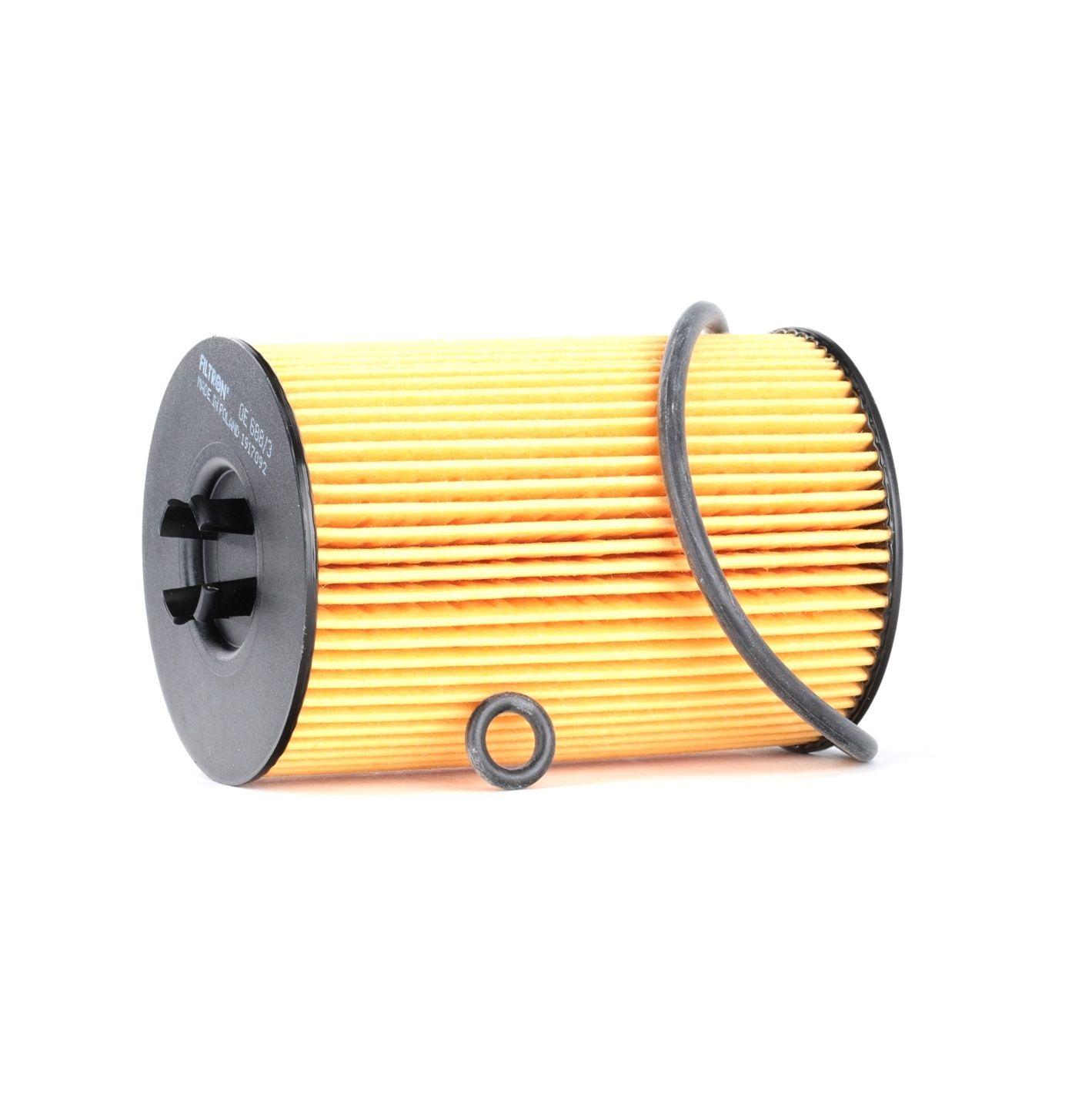 Achetez Filtre à huile FILTRON OE 688/3 (Diamètre intérieur 2: 21mm, Diamètre intérieur 2: 31,5mm, Hauteur: 103,5mm) à un rapport qualité-prix exceptionnel