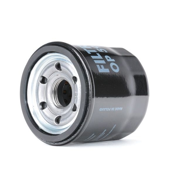 Oil Filter OP 595 — current discounts on top quality OE B 6Y0-14300 spare parts