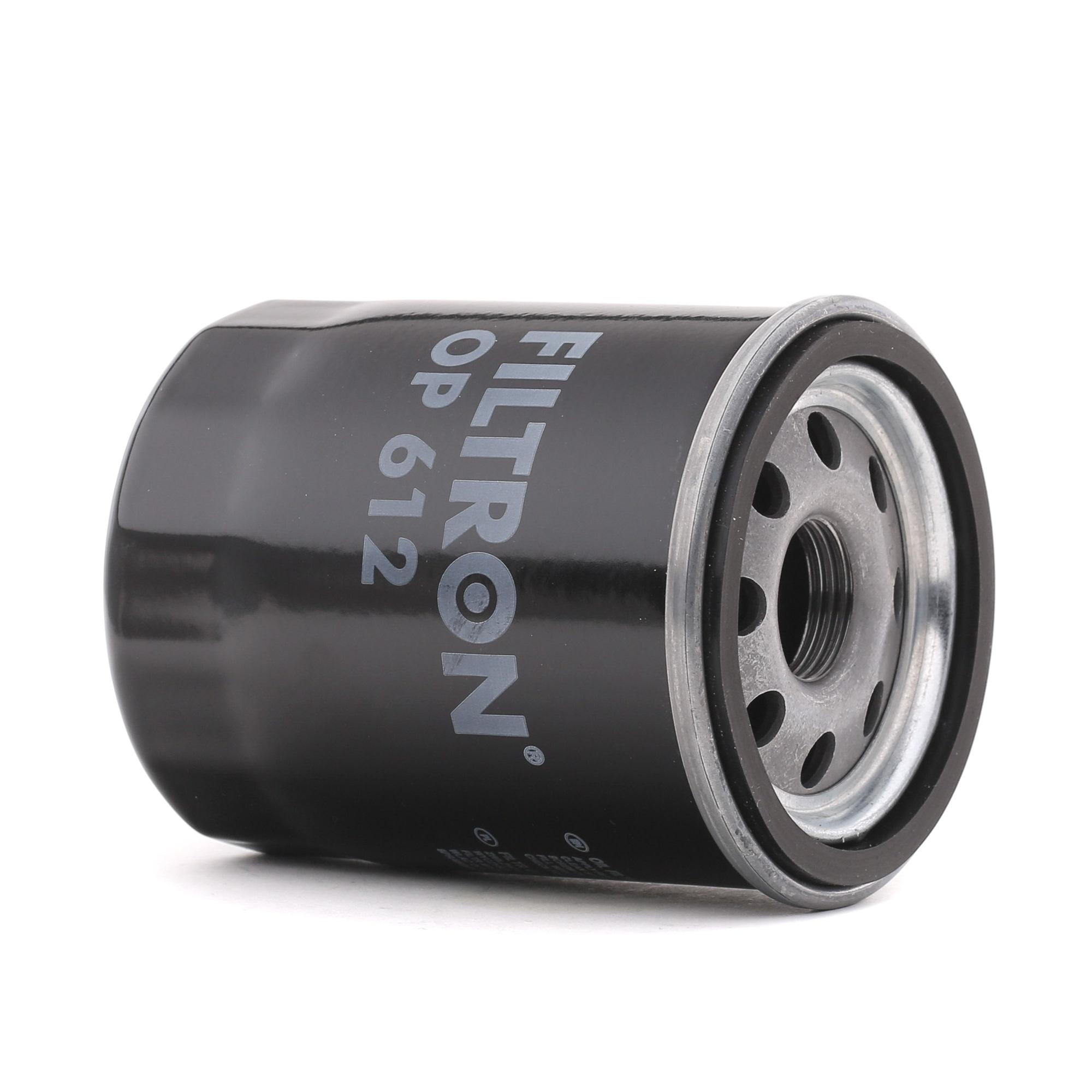 OP 612 FILTRON Anschraubfilter Innendurchmesser 2: 63mm, Innendurchmesser 2: 50mm, Ø: 69mm, Höhe: 85mm Ölfilter OP 612 günstig kaufen