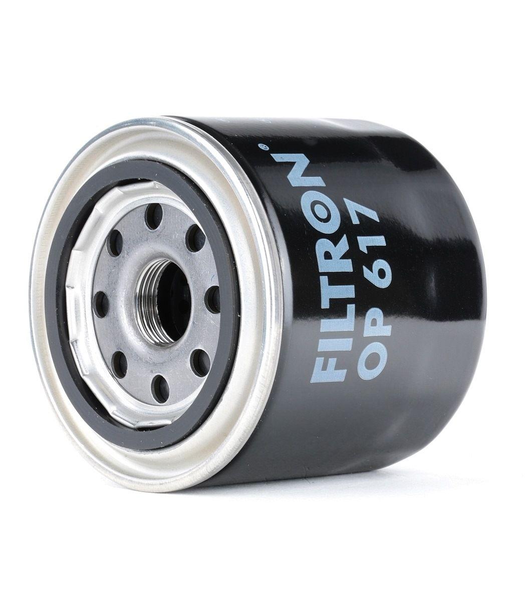 OP 617 FILTRON Anschraubfilter Innendurchmesser 2: 63mm, Innendurchmesser 2: 55mm, Ø: 83mm, Höhe: 75mm Ölfilter OP 617 günstig kaufen
