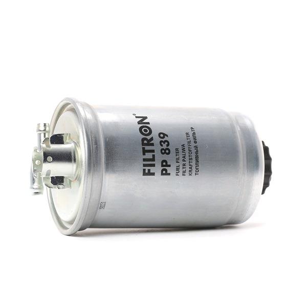 Palivový filtr PP 839 VW Golf 2 19e 1.6 D 54 HP nabízíme originální díly