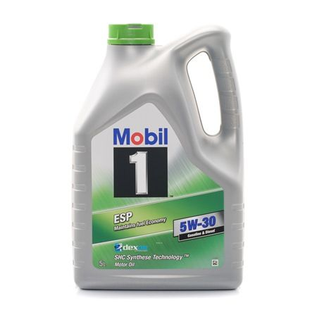 Qualitäts Öl von MOBIL 5425037869546 5W-30, 5l