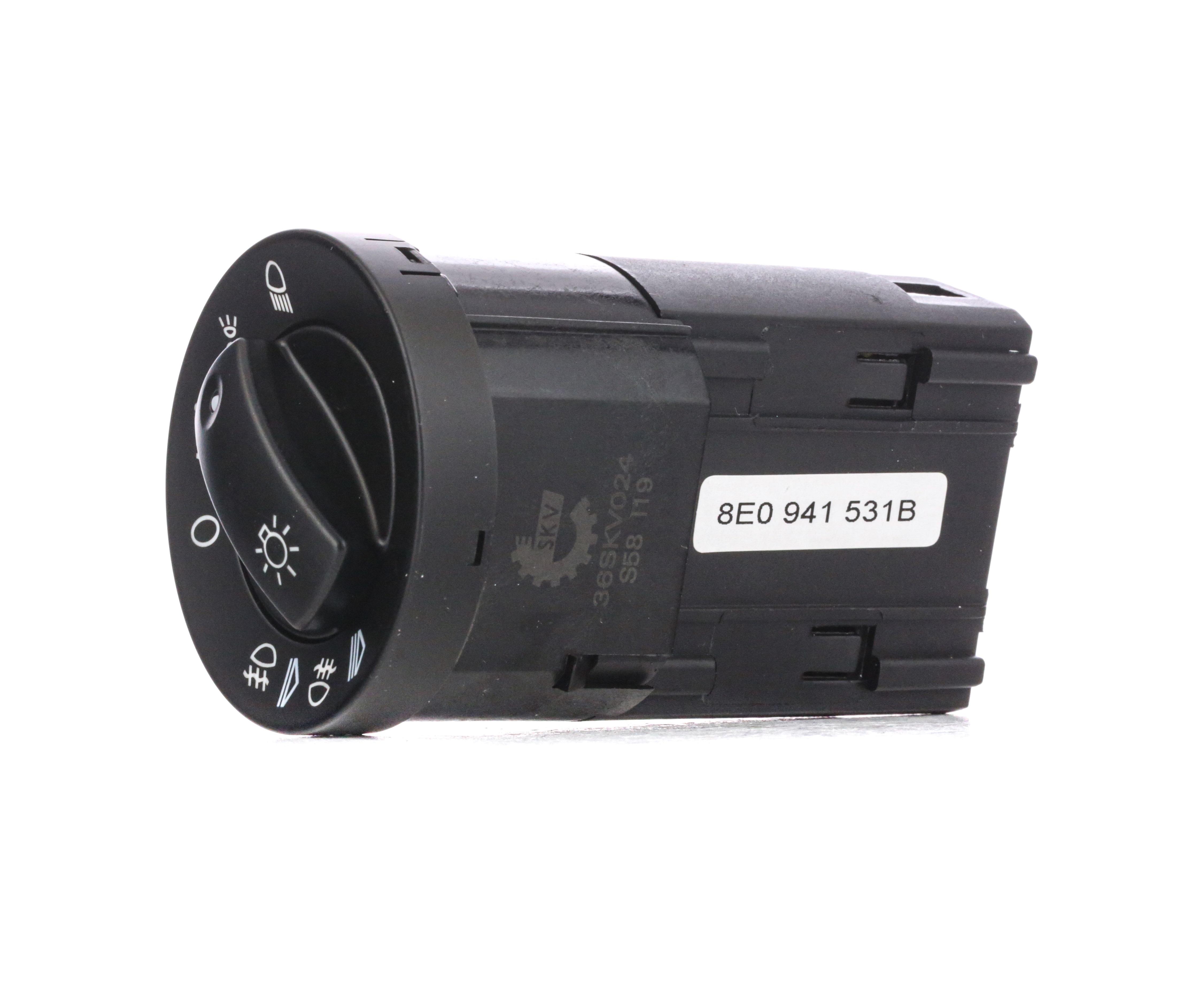 ESEN SKV: Original Hauptlicht Schalter 36SKV024 ()
