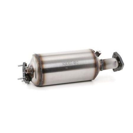 1256S0002 RIDEX Ruß- / Partikelfilter, Abgasanlage 1256S0002 günstig kaufen