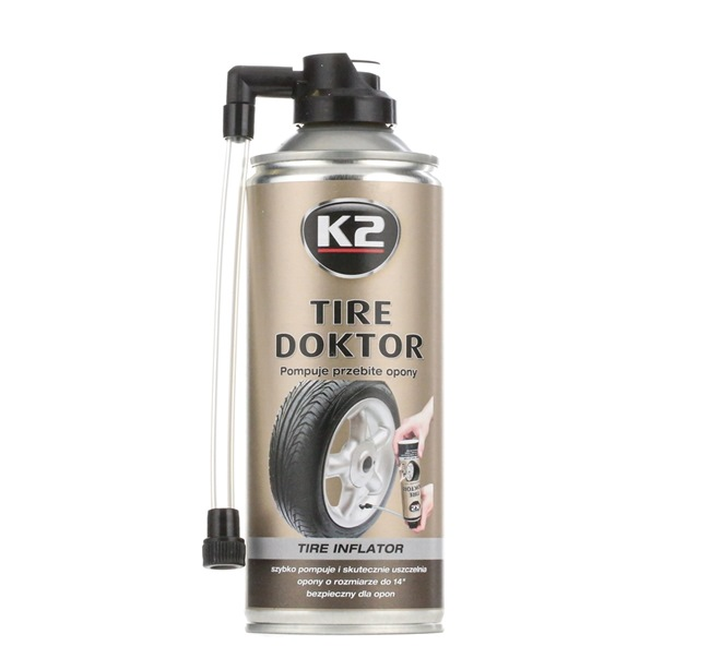 B310 Tyre repair kit 335ml from K2 at low prices - buy now!