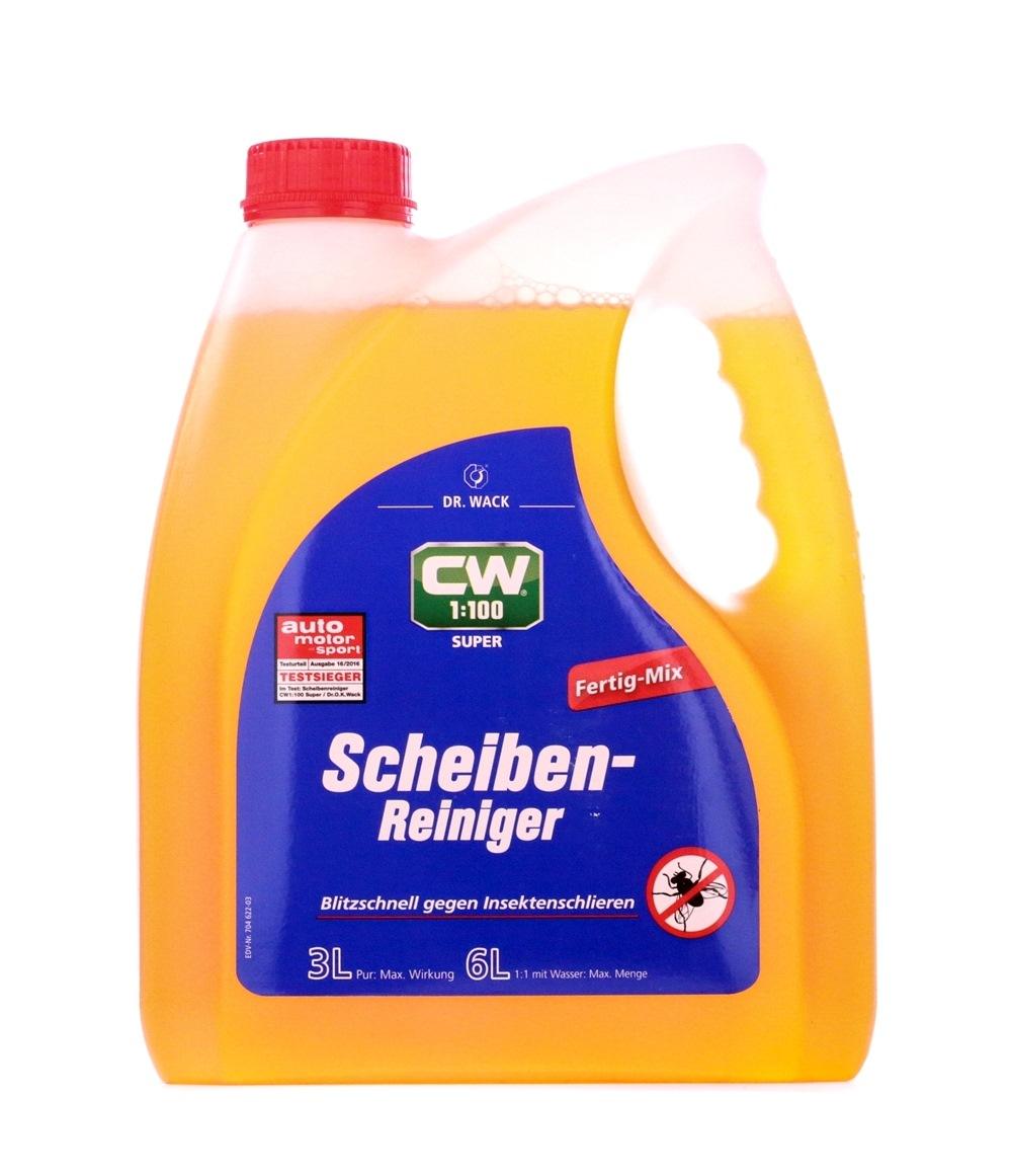 DR. Wack: Original Winter-Scheibenreiniger 1741 (Konzentrat: 1:100)