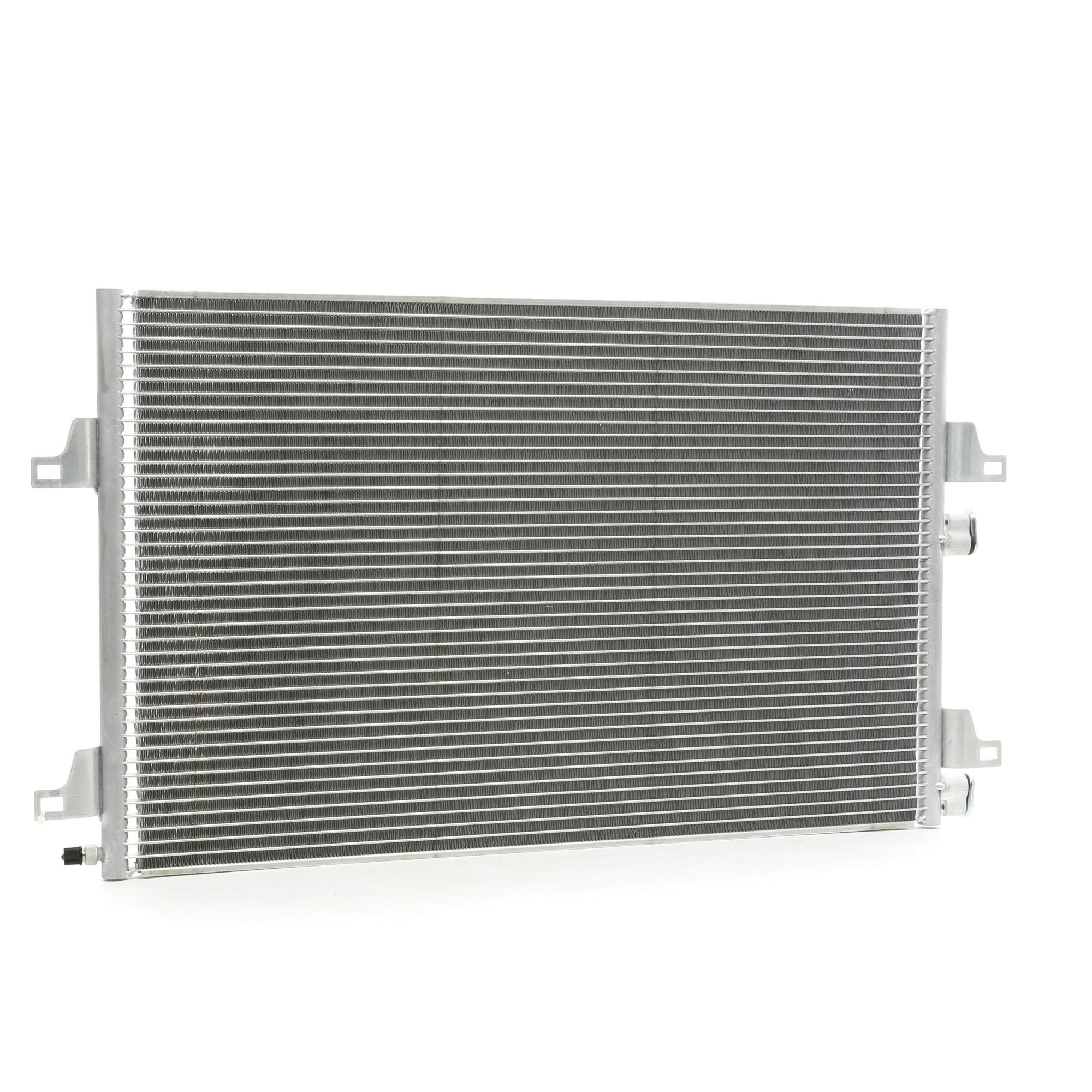 RENAULT ESPACE 2020 Klimakühler - Original RIDEX 448C0256 Netzmaße: 698 x 427 x 16 mm