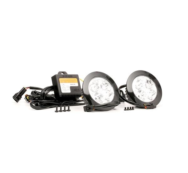 Dienos metu naudojamos šviesos LD902 Clio II Hatchback (BB, CB) 1.2 16V 75 AG originalios dalys - Pasiūlymai