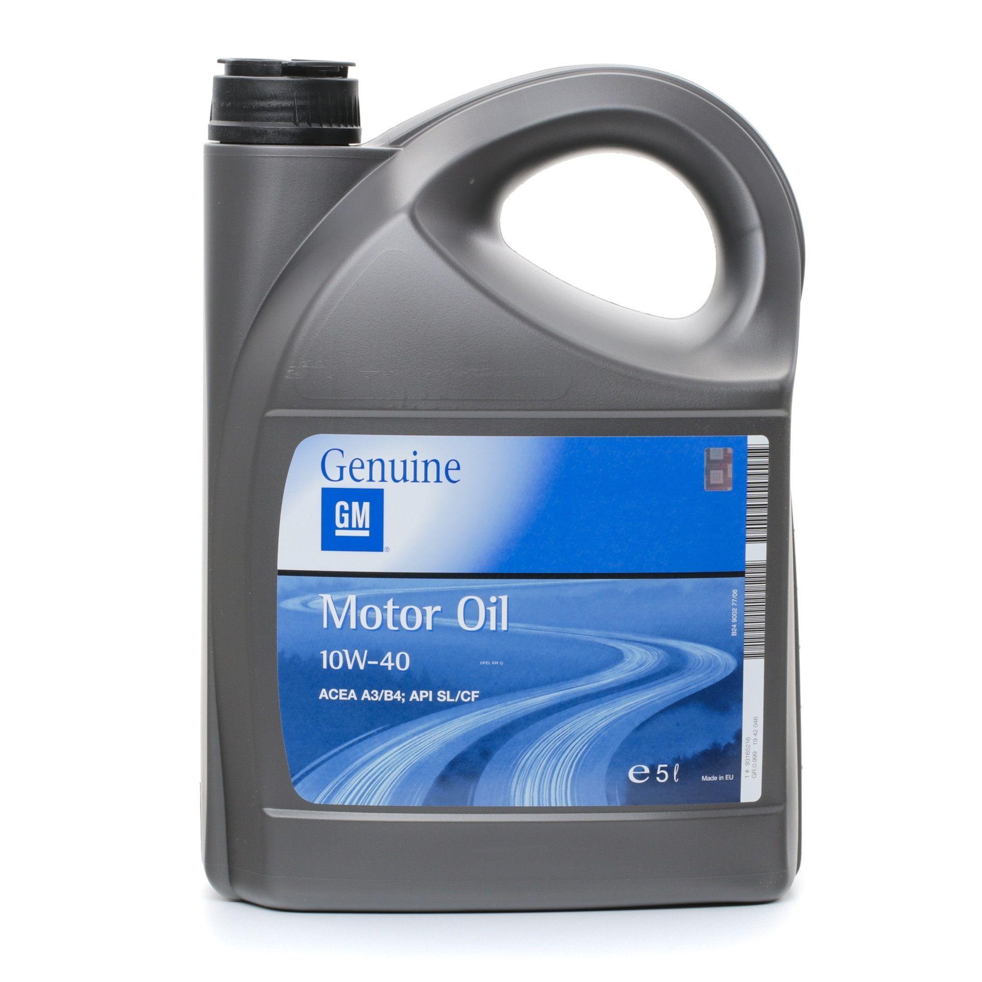 Original Motorno olje 19 42 046 Volkswagen