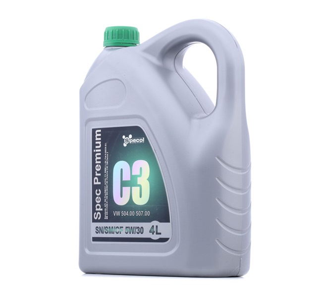 Qualitäts Öl von SPECOL 5902311103201 5W-30, 4l